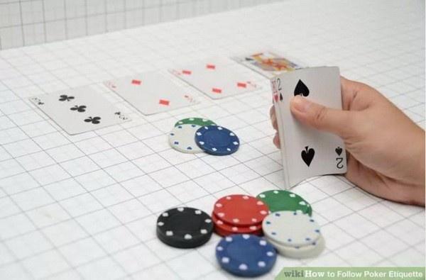 【蜗牛扑克】如何遵守德州扑克礼仪