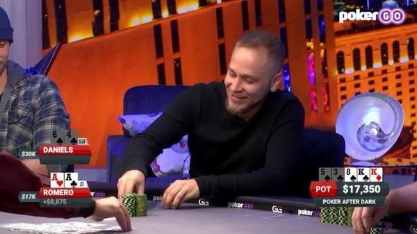 【蜗牛扑克】James Romero演示口袋A如何最大程度地发挥价值