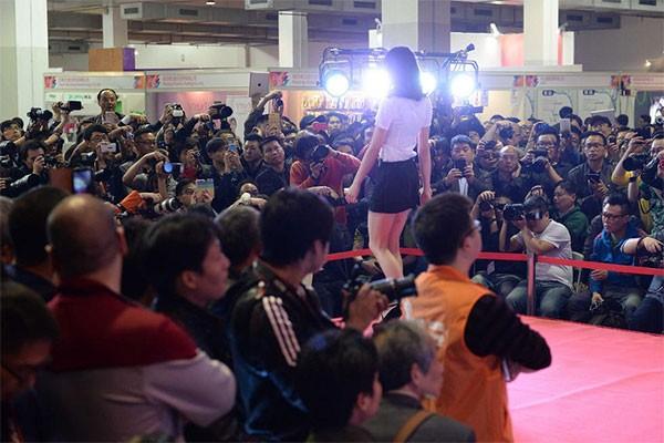 【蜗牛扑克】不计代价就是要你来中国台湾!AV女优的反应是?
