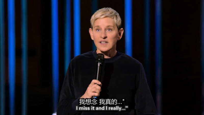 【蜗牛扑克】[艾伦·狄珍妮丝.感同身受][BD-MKV/189MB][英语中字][1080P][爆笑的种种话题]