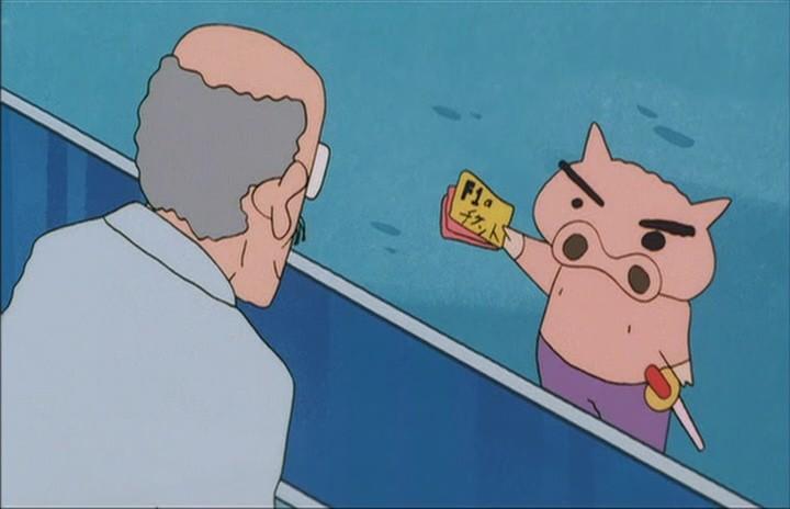 【蜗牛扑克】[蜡笔小新:电击!猪之蹄大作战][HD-MKV/1.71GB][1080P][日语中字][豆瓣8.0高分 蜡笔小新剧场版第6部]
