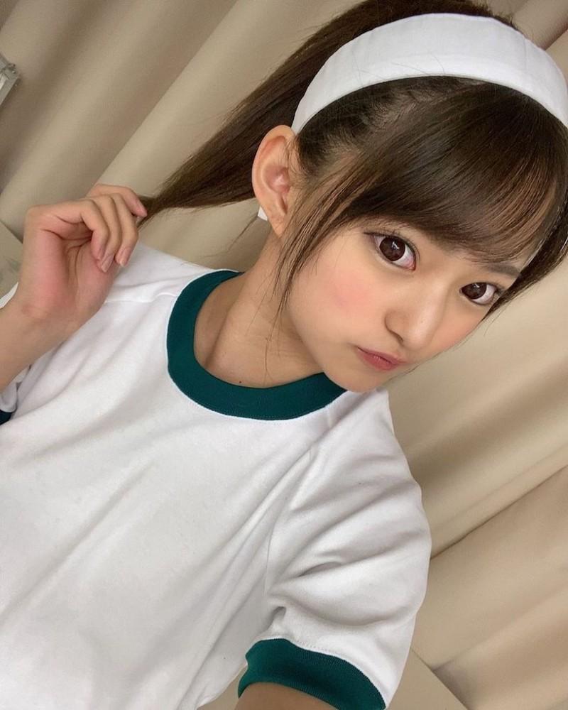 """【蜗牛扑克】22岁女优""""渚光希""""真理裤造型超邪恶,""""发育中的胴体""""好让人遐想!"""