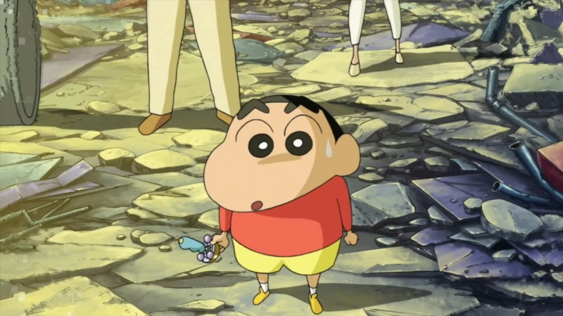 【蜗牛扑克】[蜡笔小新:大对决!机器人爸爸的反击][BD-MKV/1.46GB][1080P][日语中字][豆瓣8.8高分日本喜剧动画]
