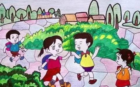 【蜗牛扑克】走在春风拂面的三月里 ——致三月开学的孩子们