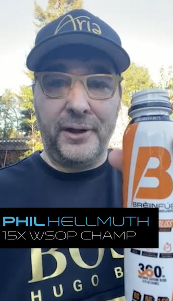 """【蜗牛扑克】Phil Hellmuth为即将开始的单挑赛准备了""""秘密武器"""""""