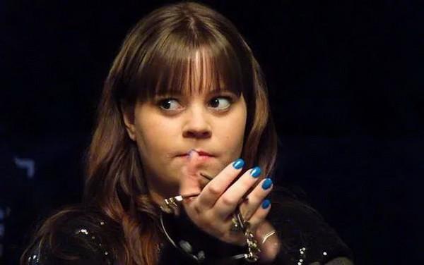 【蜗牛扑克】那个18岁时全程不看底牌夺冠的天才少女,后来去哪儿了