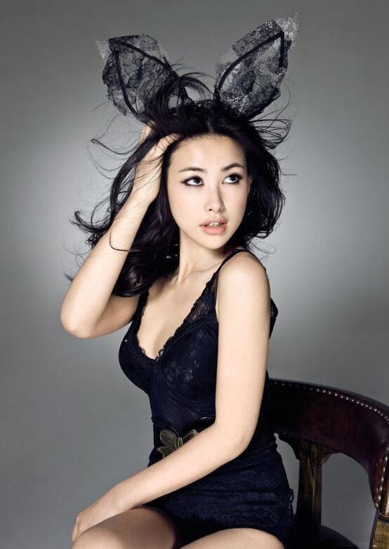 【蜗牛扑克】朱珠  MTV VJ大赛北京赛冠军美照鉴赏