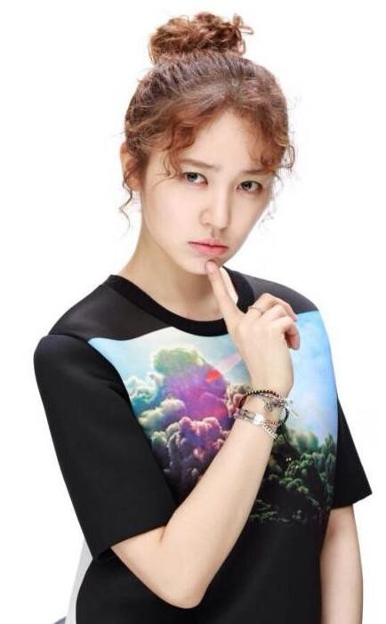 【蜗牛扑克】尹恩惠 韩国女神写真照鉴赏及个人资料