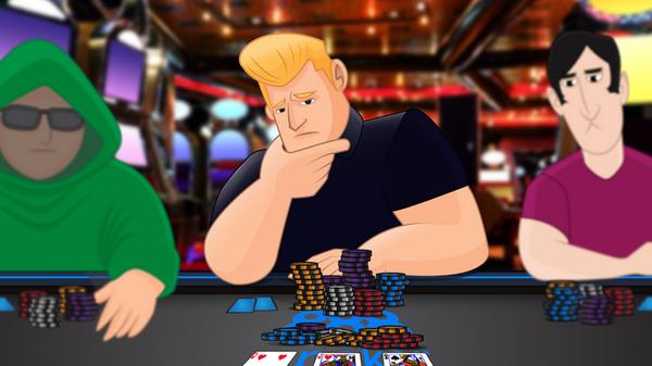 【蜗牛扑克】德州扑克作为战略武器和目标之间的制胜法宝:C-bet