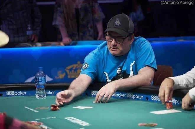 """【蜗牛扑克】Mike Matusow回忆""""黑色星期五""""让他损失了1.86亿美元"""