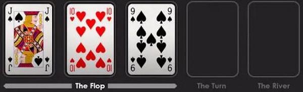 【蜗牛扑克】德州扑克翻牌发出连牌怎么打?给你三个提示