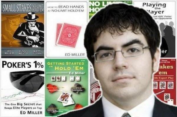 【蜗牛扑克】Ed Miller谈策略:jpg/牌局的三个决定