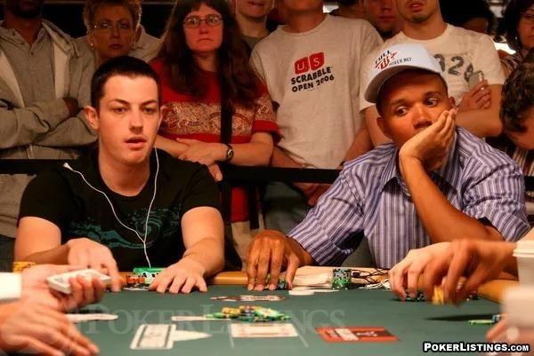 【蜗牛扑克】Tom Dwan和Phil Ivey将举行WPT线上单挑赛?