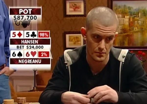 【蜗牛扑克】Gus Hansen发生了什么?