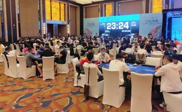 【蜗牛扑克】2021CPG济南站 PlusEV-COP战队获得团队赛冠军