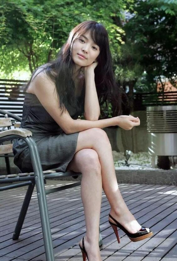 【蜗牛扑克】宋慧乔 韩国亚洲熊猫爱心大使写真照及个人资料