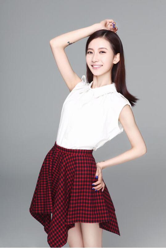 【蜗牛扑克】蒲萄 北京青年影展新晋女演员美照分享及个人资料